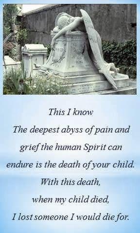 encouraging quotes grief bereavement walker funeral