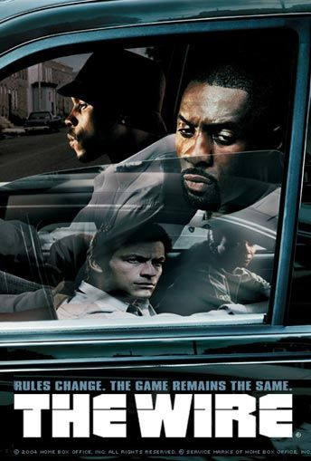Just finished watching THE WIRE on DVD with Netflix. Fantastic!