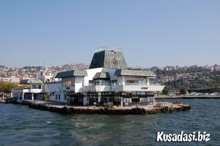 Konak Iskele, Izmir.