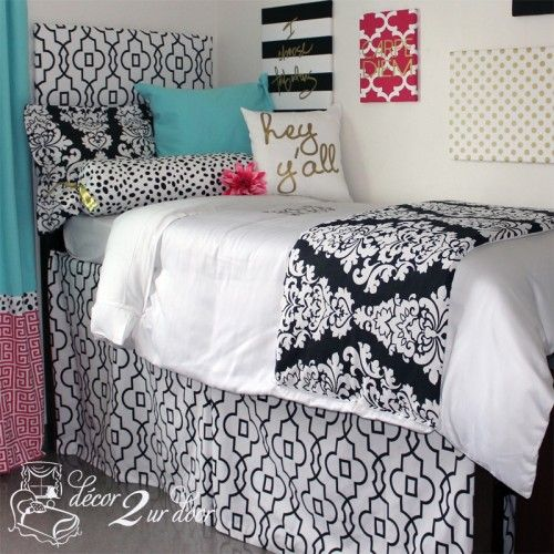 120 Best Teen Bedding Images On Pinterest College Dorm