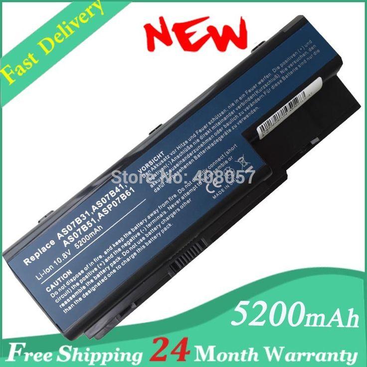 OEM 6-элементная Батарея Для Acer Aspire 6930ZG 7235 5520 5520 Г 5230 5310