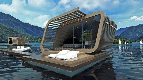 Il prototipo di suite galleggiante Iride 01 è una struttura concepita per ospitare in circa 25 metri quadri una confortevole camera matrimoniale con bagno e vasca idromassaggio. Nasce come dependance per quelle strutture ricettive che si affacciano...