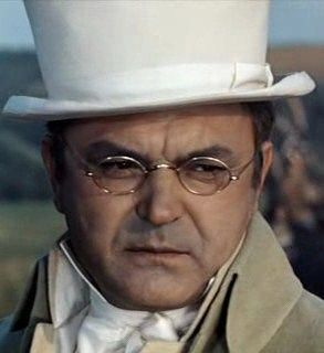Bondarchuk himself as Pierre.