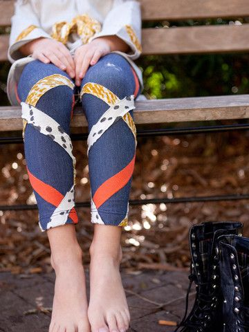 the RIBBON legging, would be so cute in photos! #TLSFFavthings