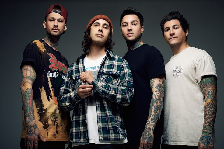 """The rock band, Pierce The Veil, have announced a summer U.S. tour, called """"The Misadventures Tour,"""" for June."""