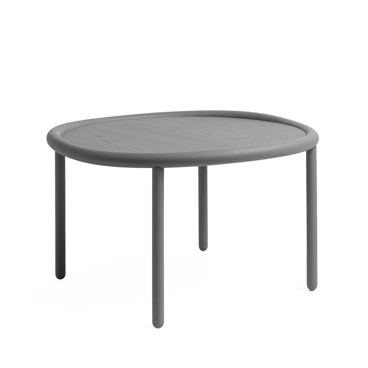 Wrong for Hay - Serve Table sofabord stor - grey