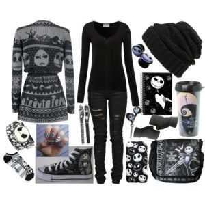 Jack skellington/Nightmare Before Christmas