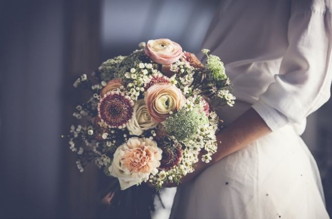 60 buquês de noiva RÚSTICOS maravilhosos para você se inspirar! Image: 54