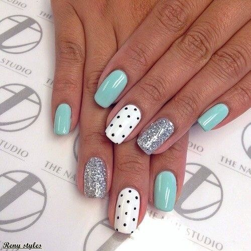 55+ Teen Nail Art Ideas for 2017 / 2018 - Reny styles