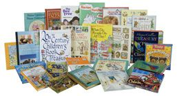 """I have been using this set from Sonlight since my son was 2 1/2 to enrich what I was offering in our homeschooling. This is a wonderful collection of some of the best children's literature. It isn't really a """"structured"""" curriculum, but one that relies more emphasizing exposure to great stories with themes and simple activities around those stories."""