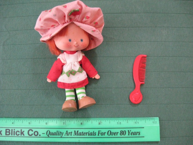 Strawberry Shortcake doll! Love her!Strawberry Shortcake, Strawberries Shortcake Dolls