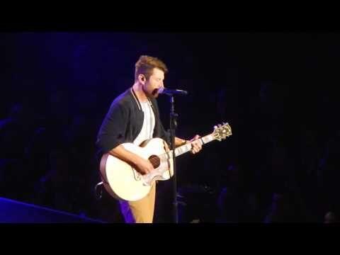 Brett Eldredge Take Me The Long Way Around Your Town - YouTube