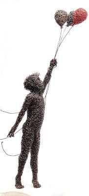 """Mattia Trotta da IL RAMO D'ORO """"Scultura Contemporanea - Contemporary Sculpture""""  https://ilramodoro-katyasanna.blogspot.it/2012/11/scultura-contemporanea-contemporary.html"""