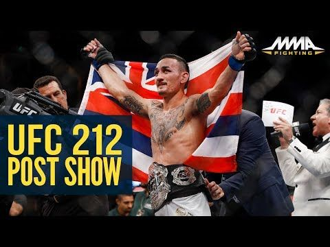 UFC 212 Post-Fight Show - MMA Fighting