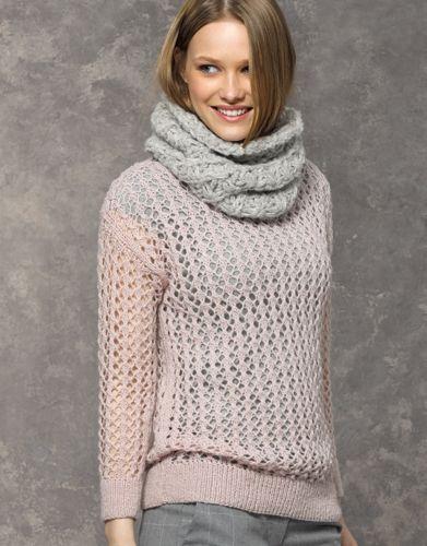 Revista mujer Concept 2 Otoño / Invierno   44: Mujer Jersey   Rosa claro