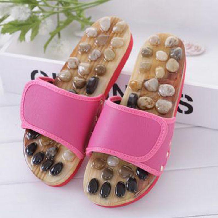 $33.00 (Buy here: https://alitems.com/g/1e8d114494ebda23ff8b16525dc3e8/?i=5&ulp=https%3A%2F%2Fwww.aliexpress.com%2Fitem%2FNatural-cobblestone-massage-slippers-foot-care-massage-shoes-acupoint-summer-Home-slippers-Anti-skid-wear-tb%2F32739494815.html ) Natural cobblestone massage slippers foot care massage shoes acupoint summer Home slippers Anti-skid wear / tb 170926 for just $33.00