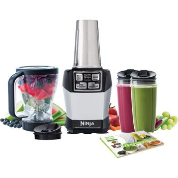 Nutri Ninja® Auto iQ ™ Complete Extraction System