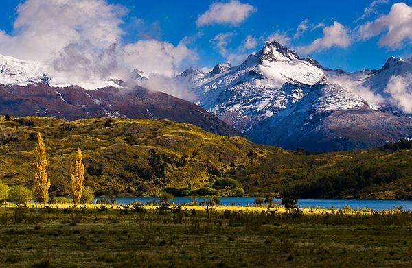 Чили: путешествие по земле синих озер #Chile