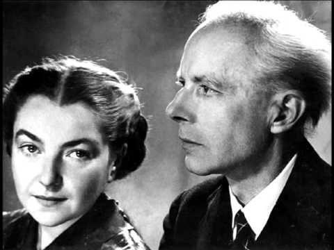 Bartók's Third Piano Concerto -- Sándor/Ormandy/Philadelphia Orchestra (...