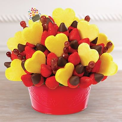 Valentine's Day Tip: Make Your Own Terrible Edible Arrangement - The Wire