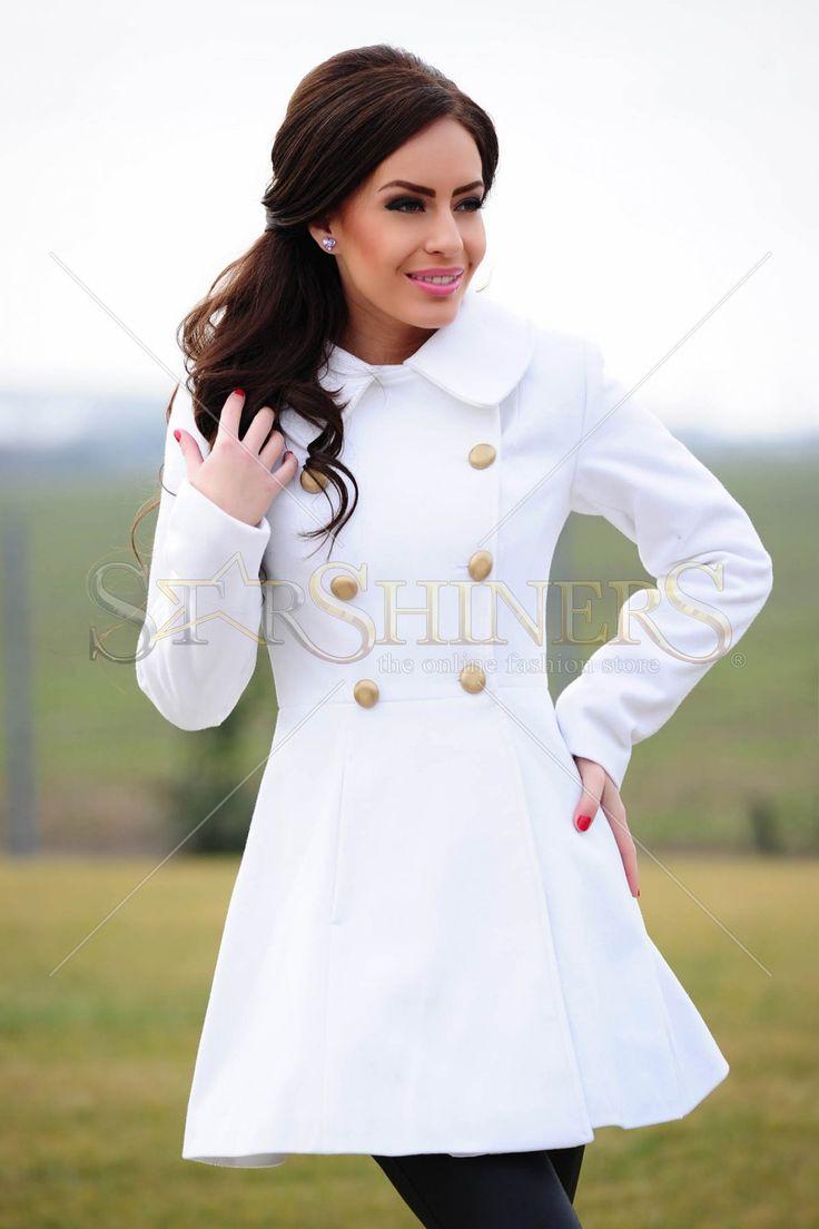 LaDonna Life Serenity White Coat