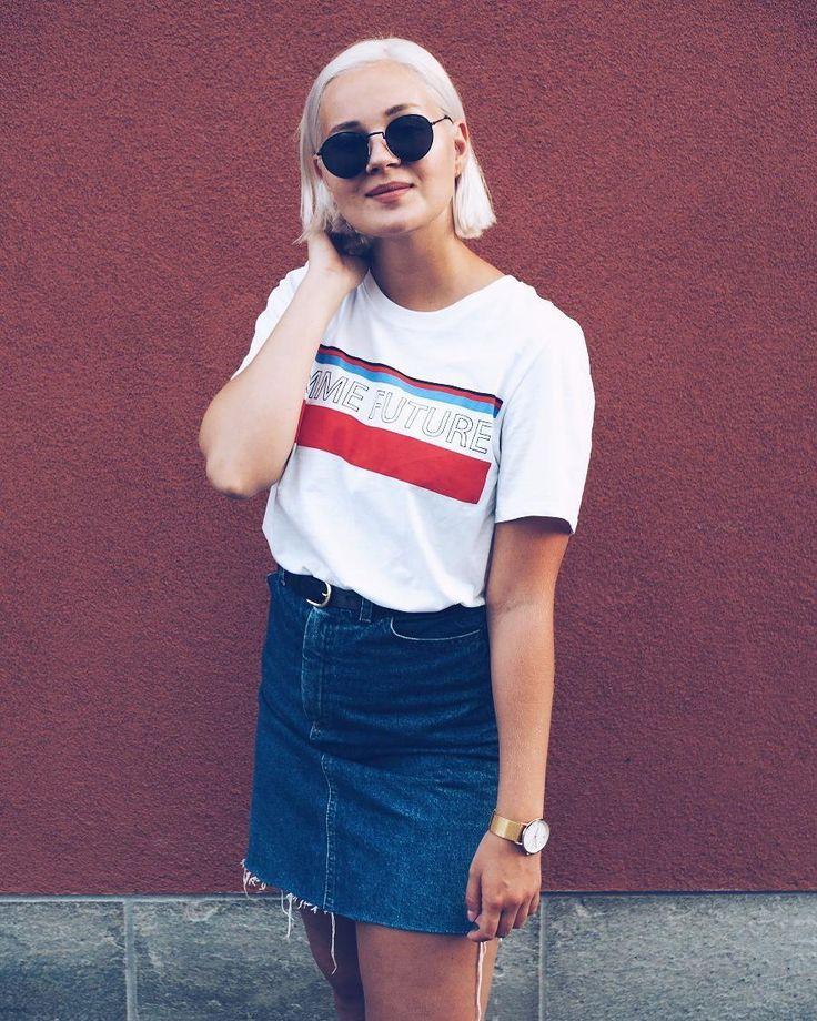 Ajatuksia elokuusta ja kesän viimeiset to-do haaveet nyt blogissa! . . . . . . . #fashionstatement #summeroutfit #whatiwore #scandinaviansummer #streetstyle #monkistyle #minimalistic