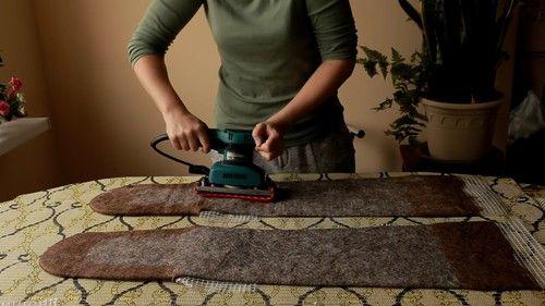 Видео-урок Аллы Халайджи: Демисезонные сапожки с плотной пяткой и жатым голенищем – «Шкатулочка»