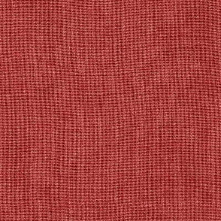 Warwick Fabrics : HAVEN, Colour VINTAGE RED