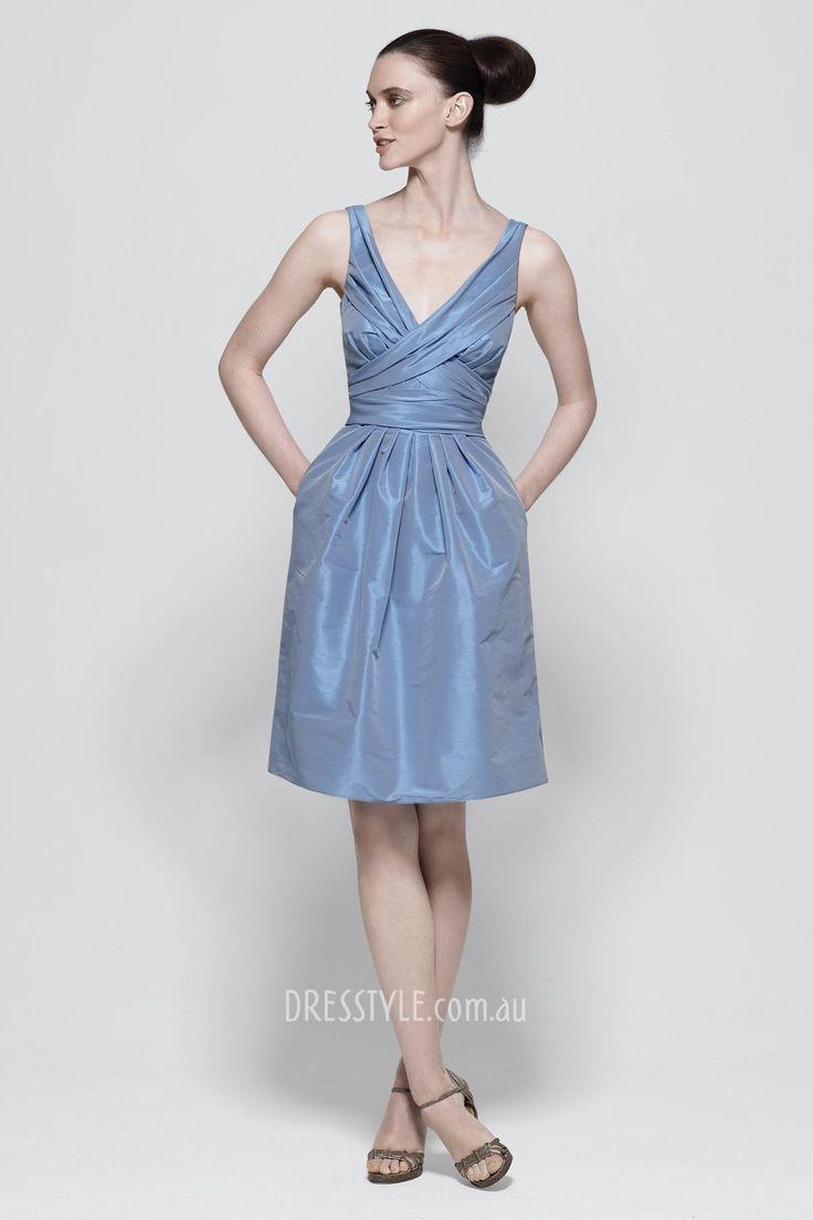84 best Bridesmaid Dresses images on Pinterest   Bridal gowns, Short ...