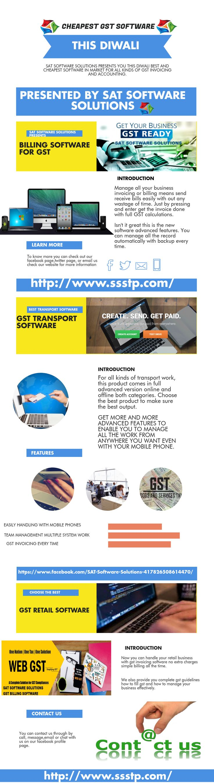 Best GST BILLING SOFTWARE Images On Pinterest Business - Invoice billing software free download full version online tile store