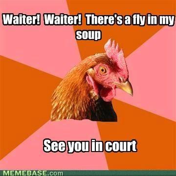anti-joke chickenAntijokes Chicken