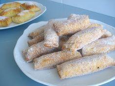 Siguiendo con las recetas típicas Asturianas para el Antroxu (Carnaval), no podemos olvidarnos de Les Casadielles . Vienen a ser unas emp...