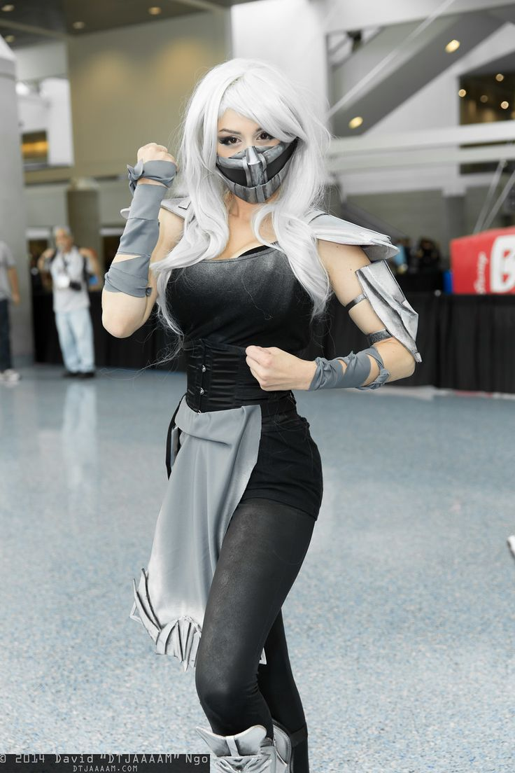 smoke mortal kombat comikaze expo 2014 saturday - Mortal Kombat Smoke Halloween Costume