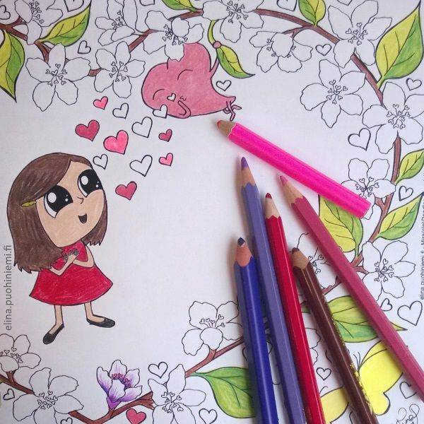 Mira(cle)Doodles Newsletter - Elina Puohiniemi