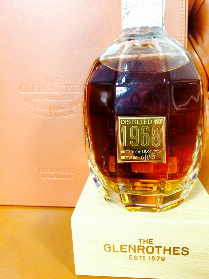 The Glenrothes 1968