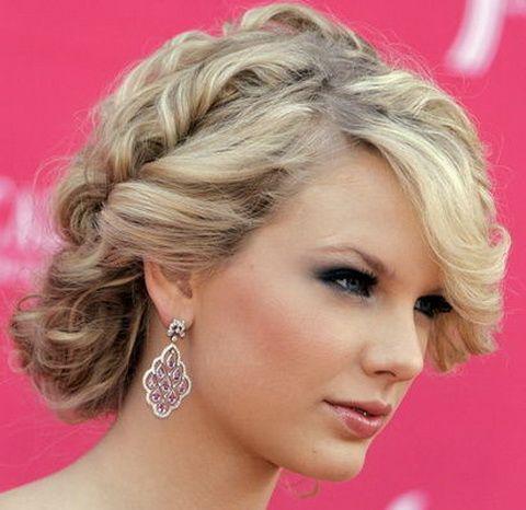 Fryzury Na Wesele Okrągła Twarz Fryzury Hair Styles Hair I
