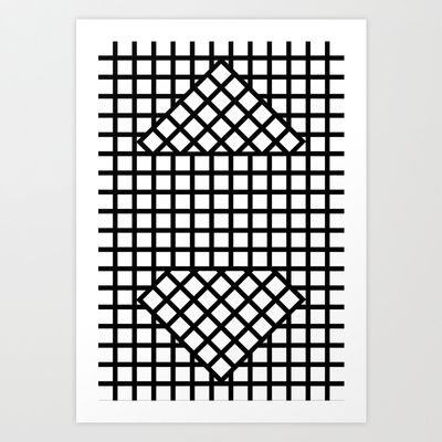 Part of the Maze Art Print by Tyler Spangler - $18.00