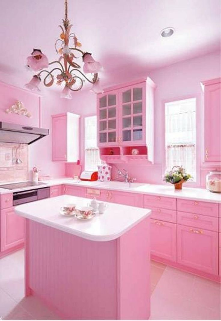 I'd actually cook a meal if I had this kitchen! :-)