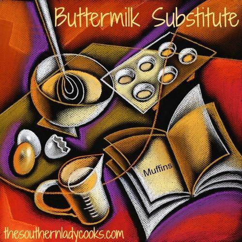 Buttermilk Substitute