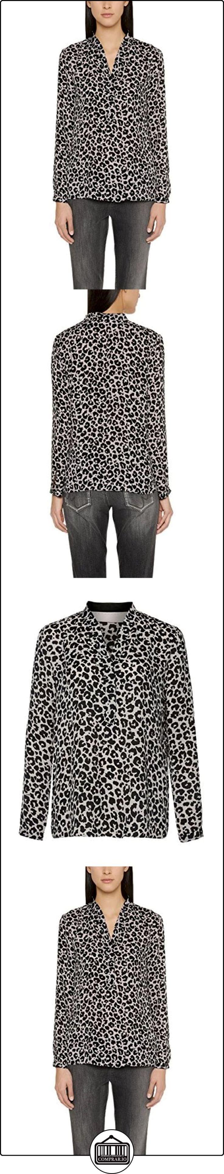 Marc Cain Additions FA 51.02 W44, Blusa para Mujer, Rosa (Conch 804), 44  ✿ Blusas y camisas ✿