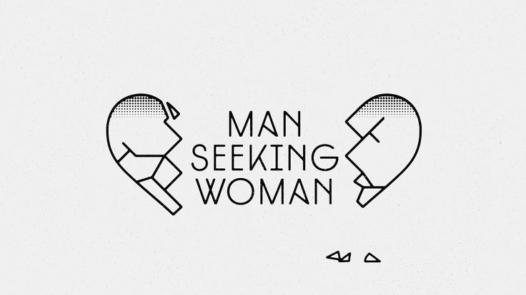 Main titles for FX's Man Seeking Woman series.My Role: Creative direction, Design, Animation