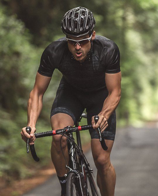 Recon Jersey | We designed this jersey with Specialized® to be your go-to for road, mountain or cyclocross riding. Sweat-wicking fabric helps you stay comfortable so you can focus on your cadence and three back pockets let you stash gels for long rides.