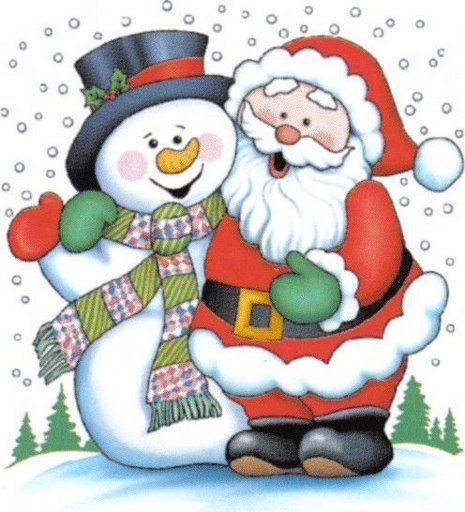 Decoupage: Christmas