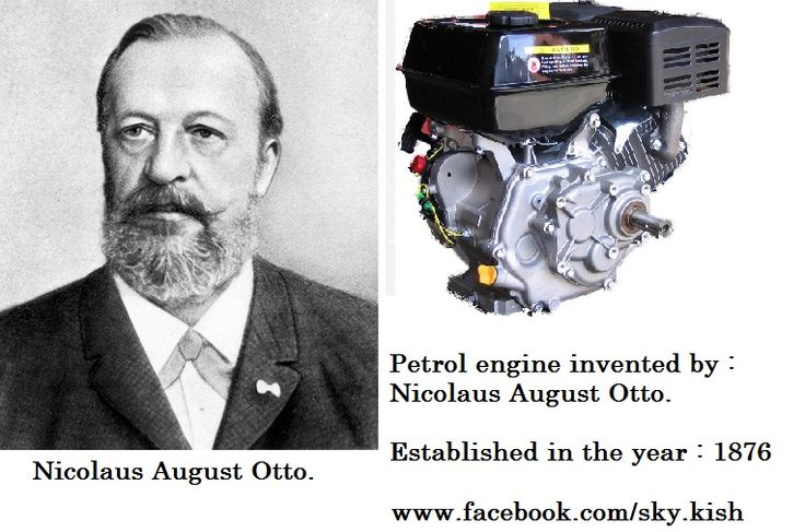 petrol engine invented by nicolaus august otto year. Black Bedroom Furniture Sets. Home Design Ideas