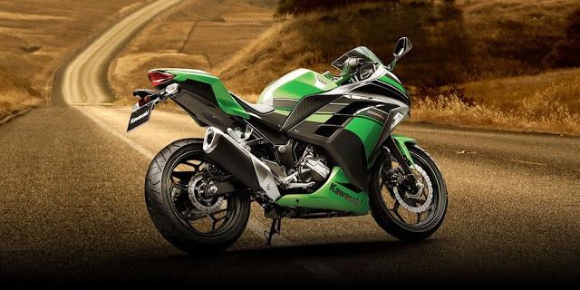 #Kawasaki Ninja 300