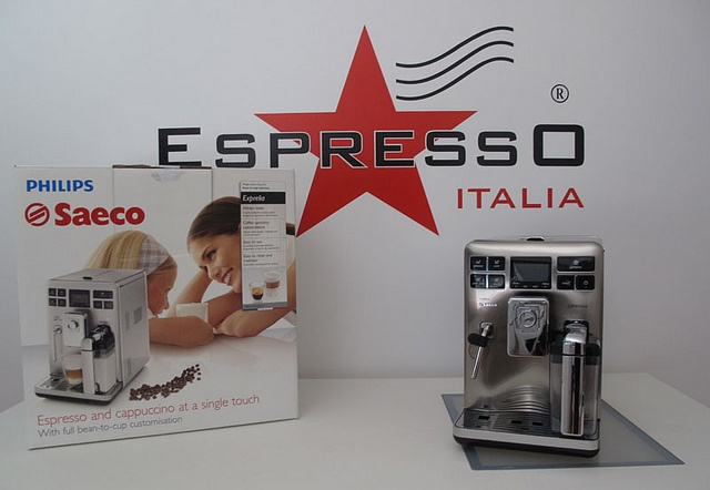 home coffee machine in special. FEW units left. First come first serve!
