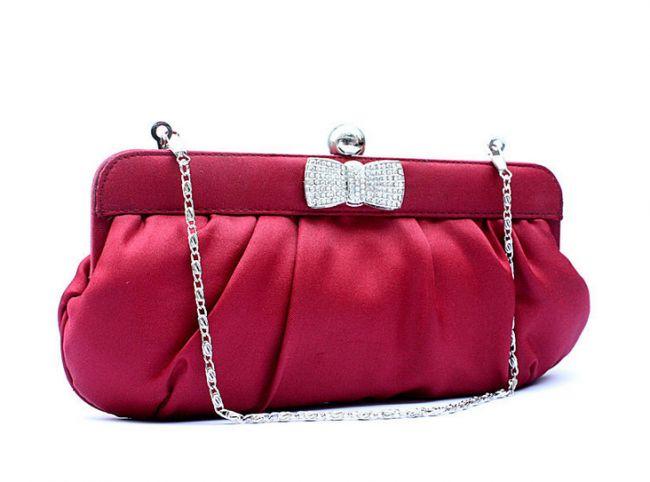 Women's Party Exquisite Satin Clutch Bag #ClutchBag #ClutchBags