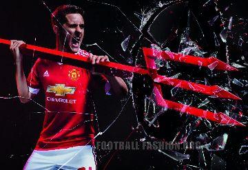 adidas designer Q&A - Manchester United 2015/16 Home Shirt