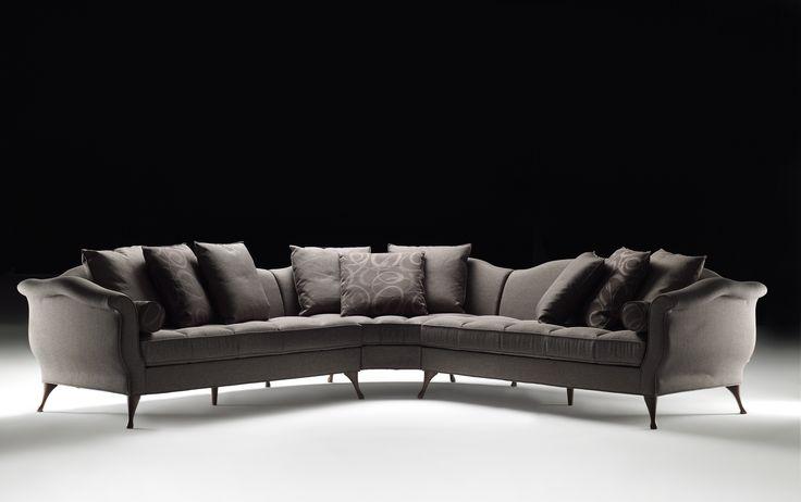 Statu Corner Sofa #casa #casafurniture #cornersofa