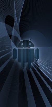 Blue #abstract #android #SamsungGalaxyS8 wallpaper